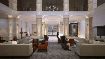 Hotel renovations cost
